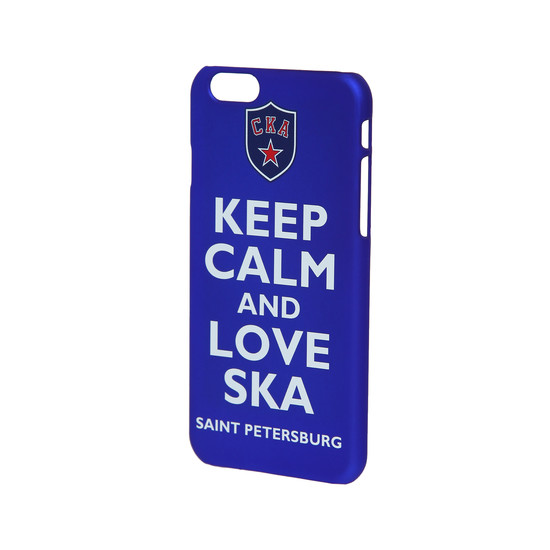 "Чехол СКА для IPhone 6 ""Love SKA"""