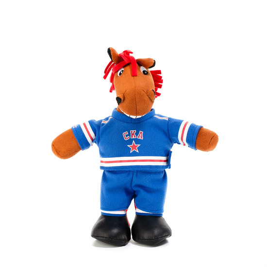 "Toy ""Firehorse"" 11.5 cm (blue)"