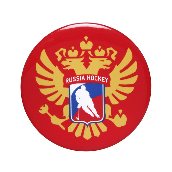 Магнит Russia Hockey