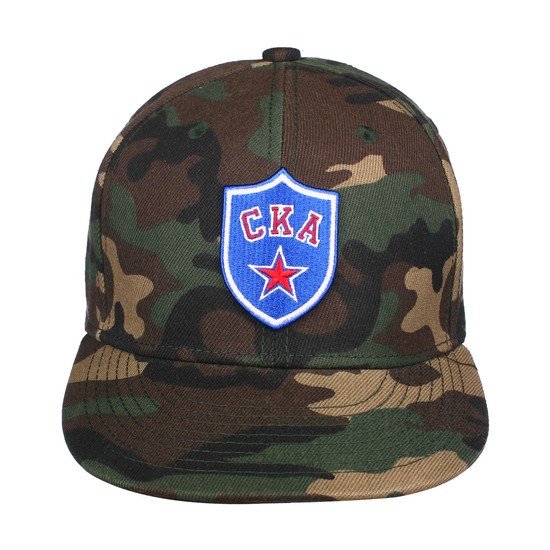 "Бейсболка мужская ""Army of SKA"" Camo"