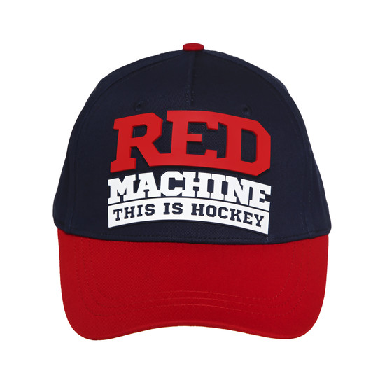 Бейсболка Red Machine