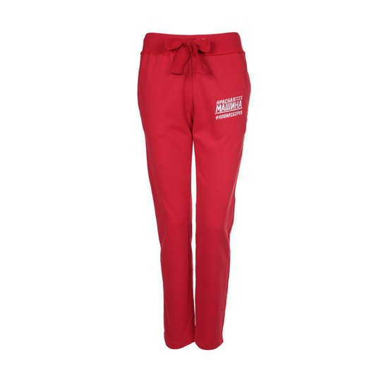 "Women's pants ""Red machine"""