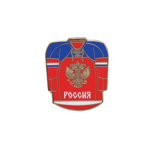 "Pin ""Russian national team jersey"""