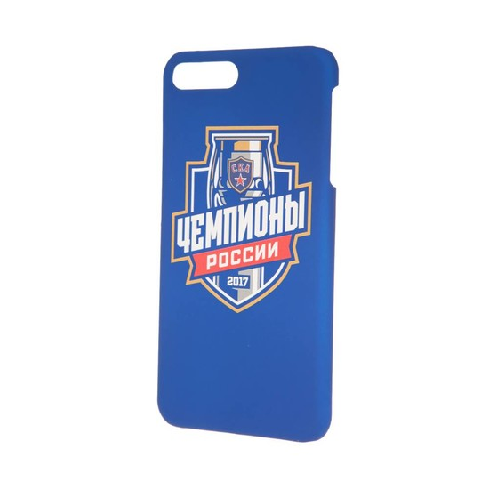 "SKA case for IPhone 7 Plus ""Champions 2016/17"""