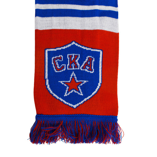 SKA knitted scarf