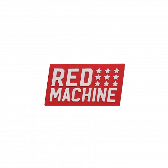 "Pin ""Red Machine"""
