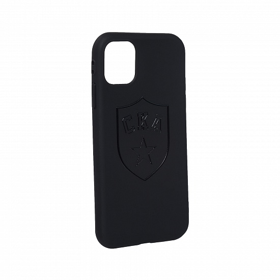 "SKA case for iPhone 11 ""Black Shield"""