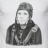 SKA men's t-shirt Yuri Gagarin