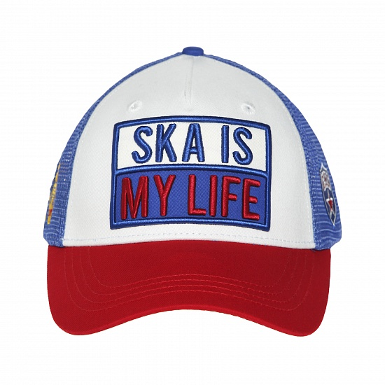 Бейсболка SKA is my life