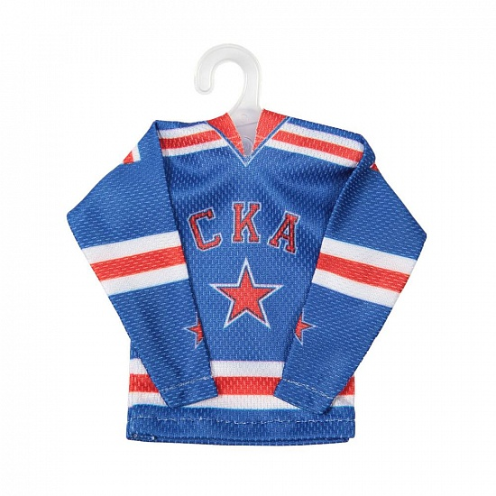 SKA car jersey with suction
