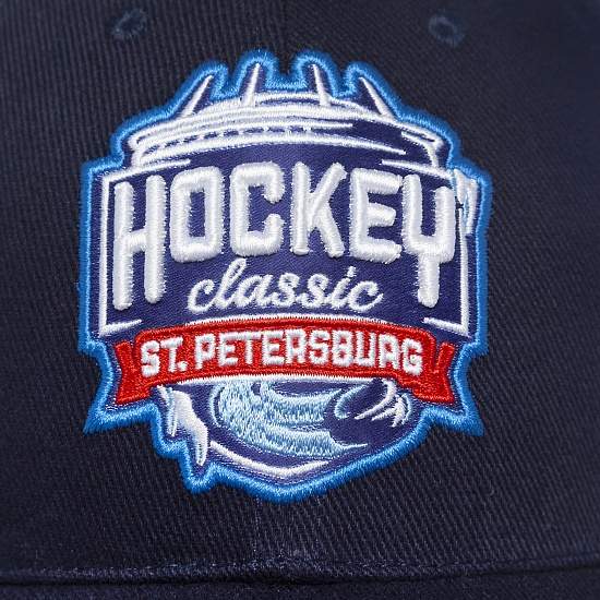 "Бейсболка ""Hockey. Classic. Petersburg"""
