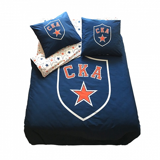 SKA bed linen (EU, 2 pillowcases 50x70 cm)
