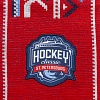 "Double-sided scarf ""Hockey. Classic. Petersburg"""